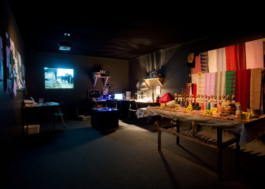 Bergen Assembly 2013 – An Initiative for Art and Research, Bergen, Norway
