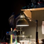 Installation research lamp
