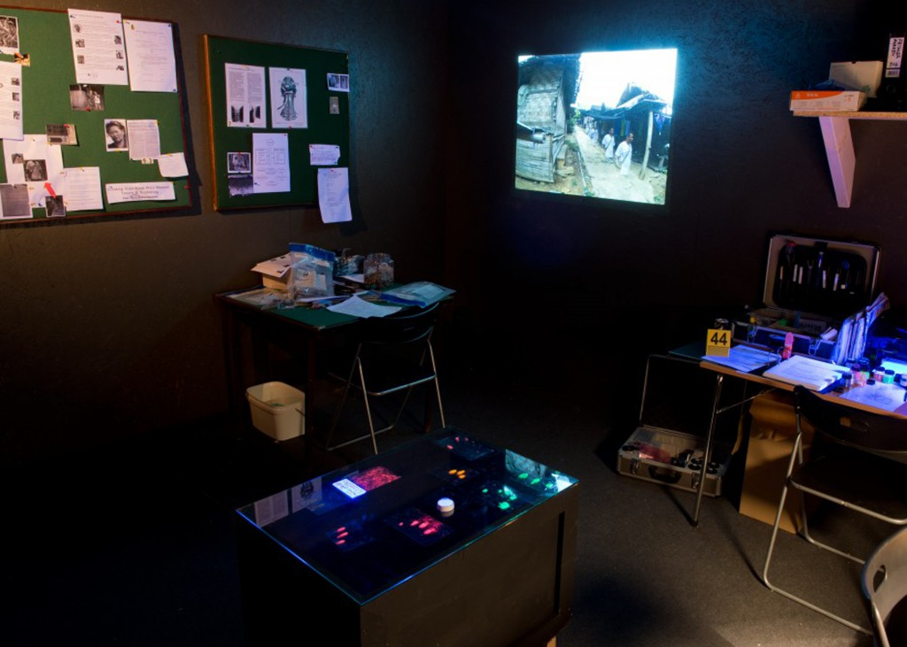 Installation research video