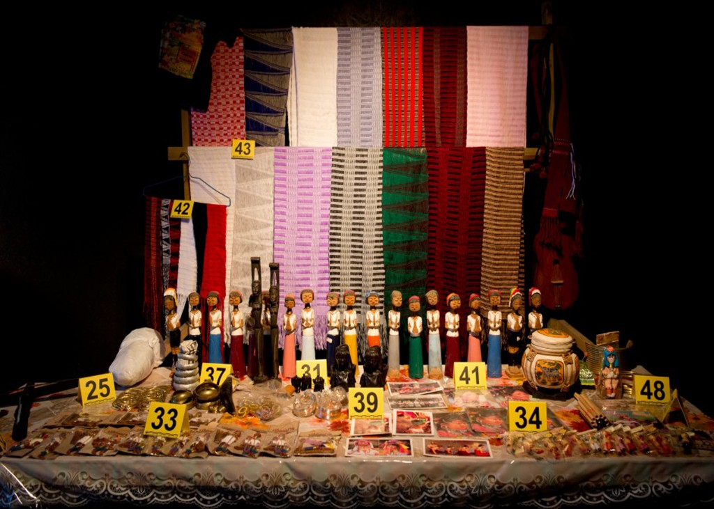 Souvenir table